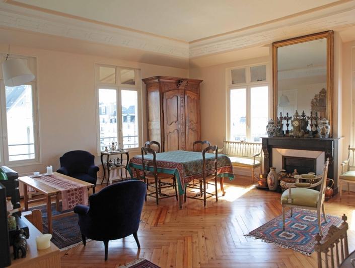 rouen cathedrale appartement refait neuf 63m2 delaitre immobilier. Black Bedroom Furniture Sets. Home Design Ideas