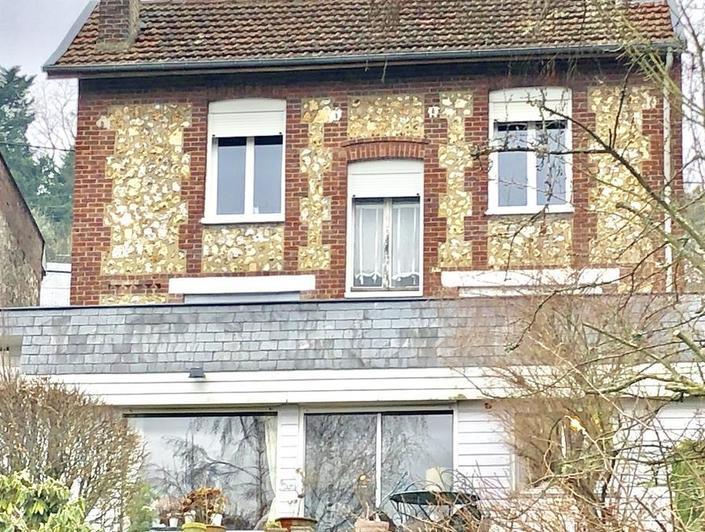 maison ancienne façade