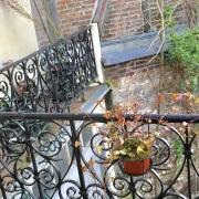 balcon séjour