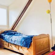 A vendre mont saint aignan residentiel cette maison indépendante sur son terrain clos et plat avec sous sol complet garage , au calme et dans un belenvironnement.