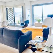 A vendre Rouen gare dans une résidence sécurisée, de standing et calme, cet appartement d'une surface de 89m2 avec grand balcon, parking en sous sol et cave.