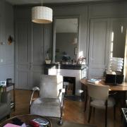 cet appartement à Rouen gare est à vendre . cetappartement duplex de charme de 69 m2 propose uneentrée,un coin repas,un salon, une cusine équipée, deux chambres et unesalle de bains avecwc.  Son Chauffage est individuel, il est exposéplein sud etau calme.  Son Prix est proposé à 179000€ FAI TTC.