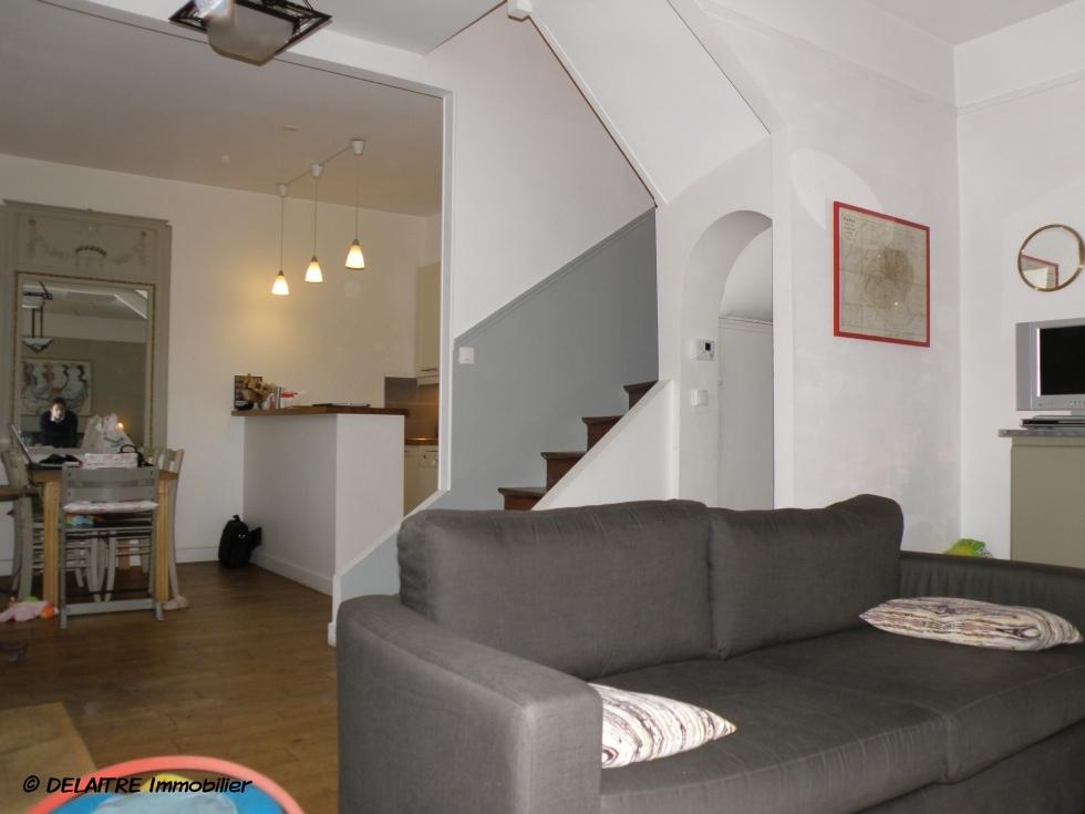 MONT SAINT AIGNAN ST ANDRE Prox GARE | Delaitre Immobilier