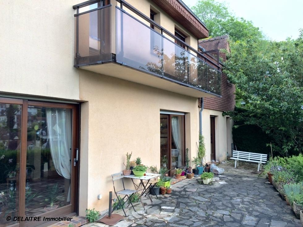 maison moderne à vendre