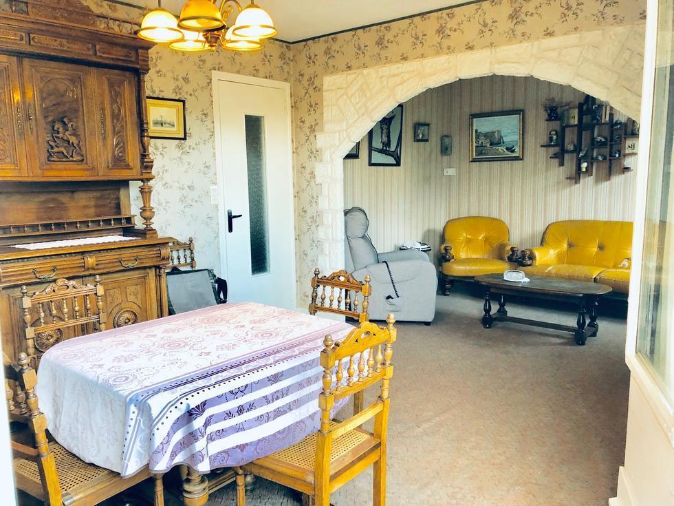 A vendre à Mont Saint Aignan Saint andré une maison indépendante