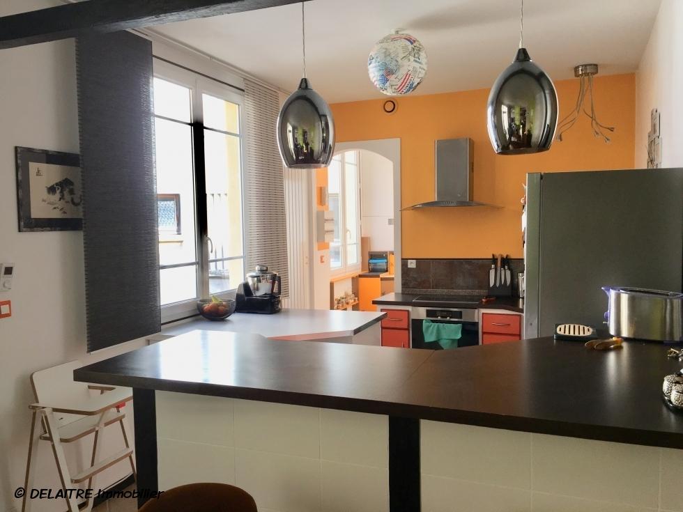 rouen place cauchoise appartement 97m2 au calme 2chs. Black Bedroom Furniture Sets. Home Design Ideas