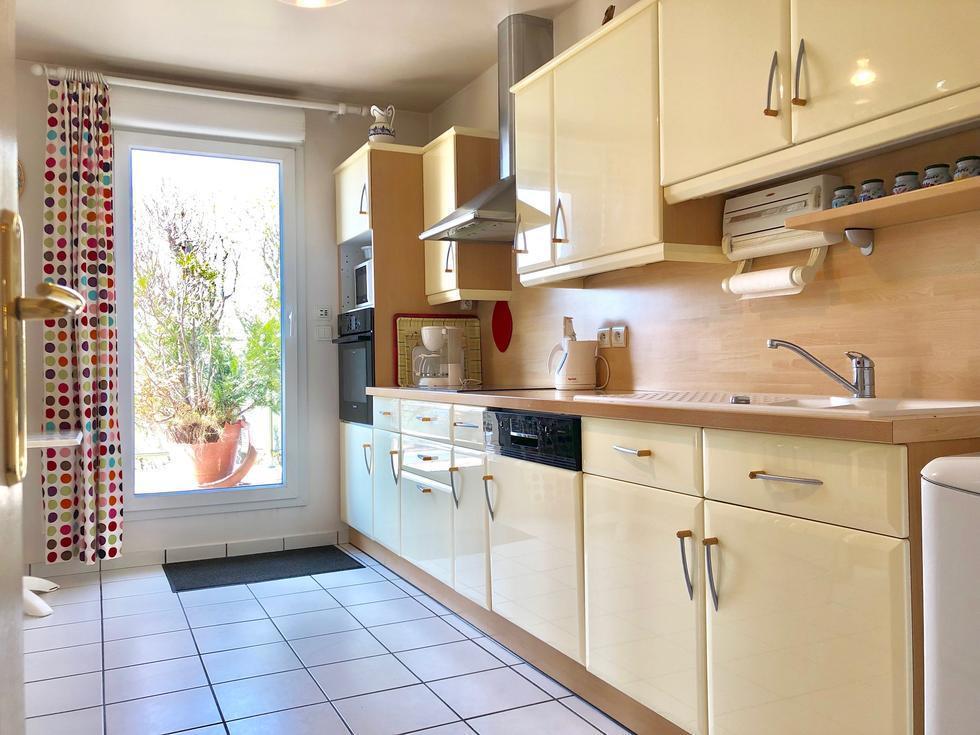 vous cuisinerez dans cette cuisine équipée et aménagée