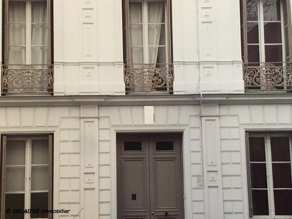 a vendre à Rouen rive droite saint gervais, cette maison ...