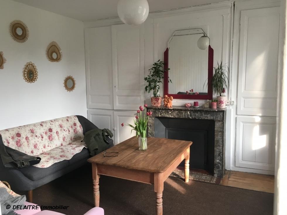 rouen jouvenet maison de ville 4 chambres avec jardin et dependance delaitre immobilier. Black Bedroom Furniture Sets. Home Design Ideas