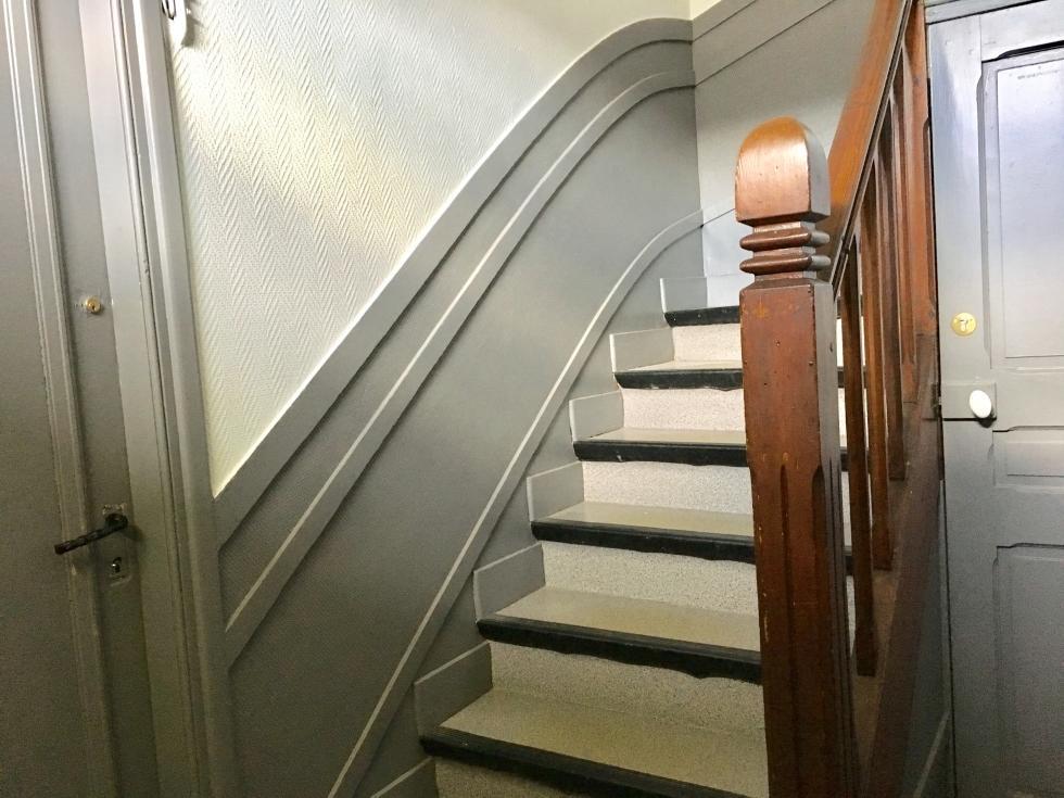 rouen descroisille chu appt f2 1 ch 40 m2 delaitre immobilier. Black Bedroom Furniture Sets. Home Design Ideas