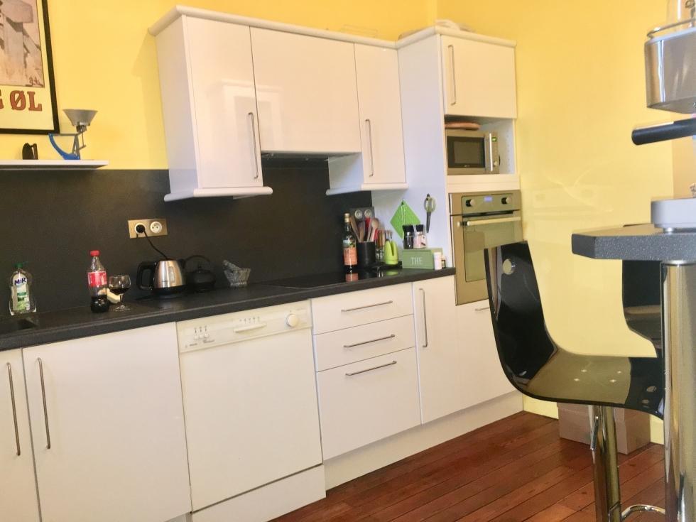 rouen gare appartement duplex 157 m2 avec parking et cave delaitre immobilier. Black Bedroom Furniture Sets. Home Design Ideas