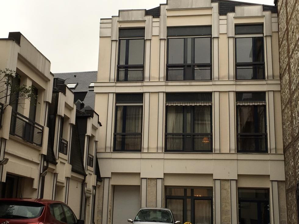 Rouen centre historique appartement loft 200 m2 ascenseur for Garage volvo rouen