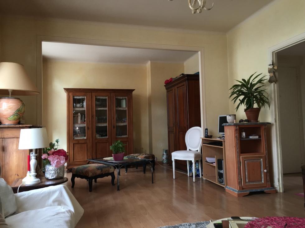 rouen hyper centre proximit tous commerces deux chambres faibles charges chauffage individuel. Black Bedroom Furniture Sets. Home Design Ideas