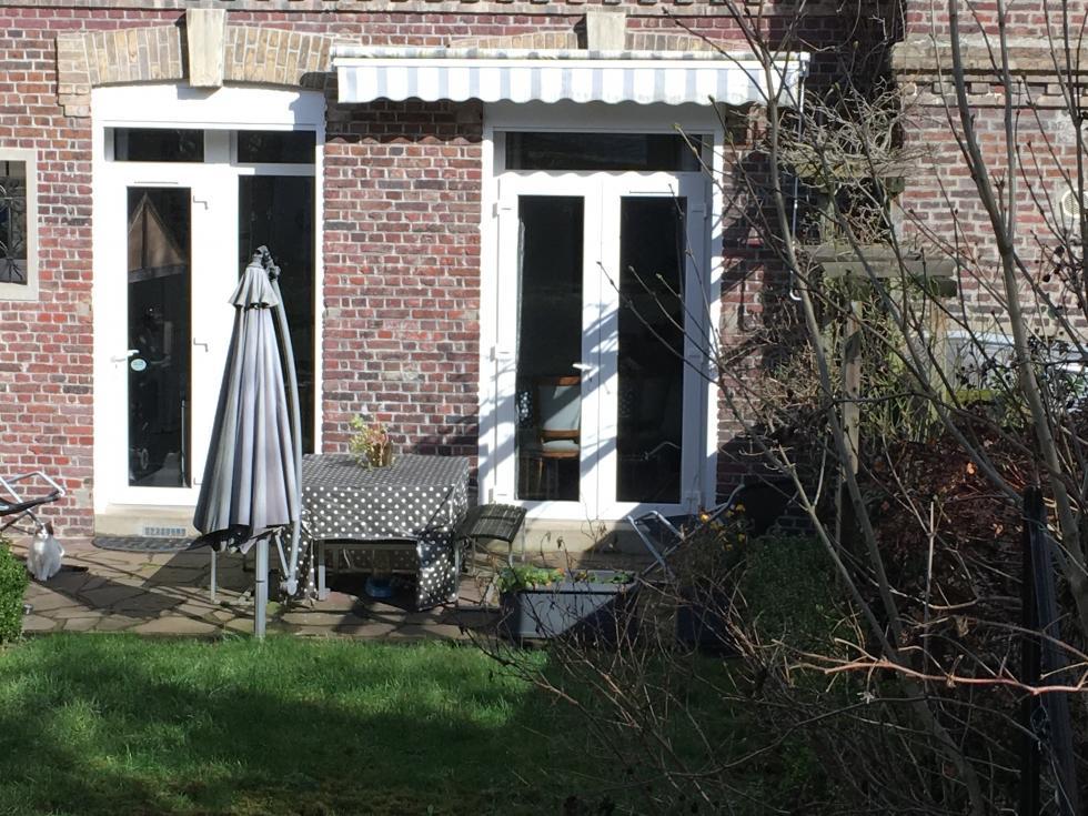 A deux pas de la gare de rouen au calme maison de ville 6 for 6 jardin guillaume bouzignac