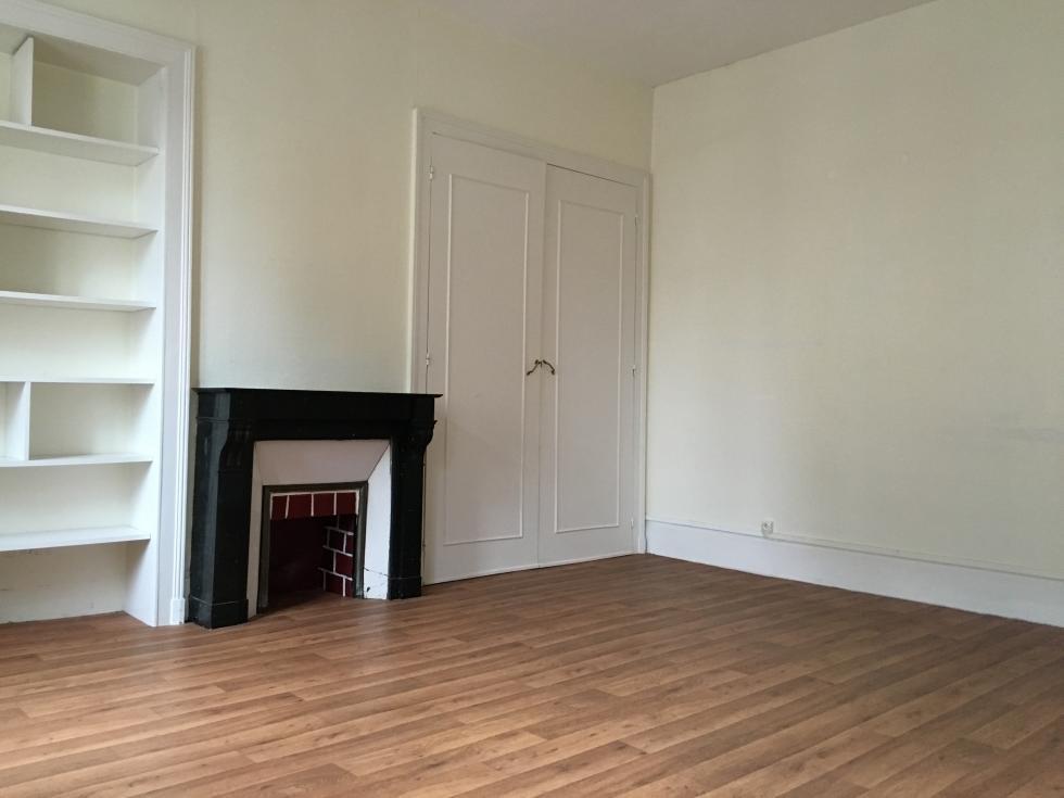 achat vente rouen prox place st marc appartement ancien. Black Bedroom Furniture Sets. Home Design Ideas