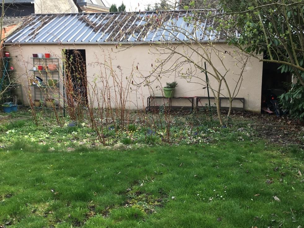 Rouen jouvenet maison de ville 4 chambres avec jardin et dependance delaitre immobilier - Maison jardin trinidad rouen ...