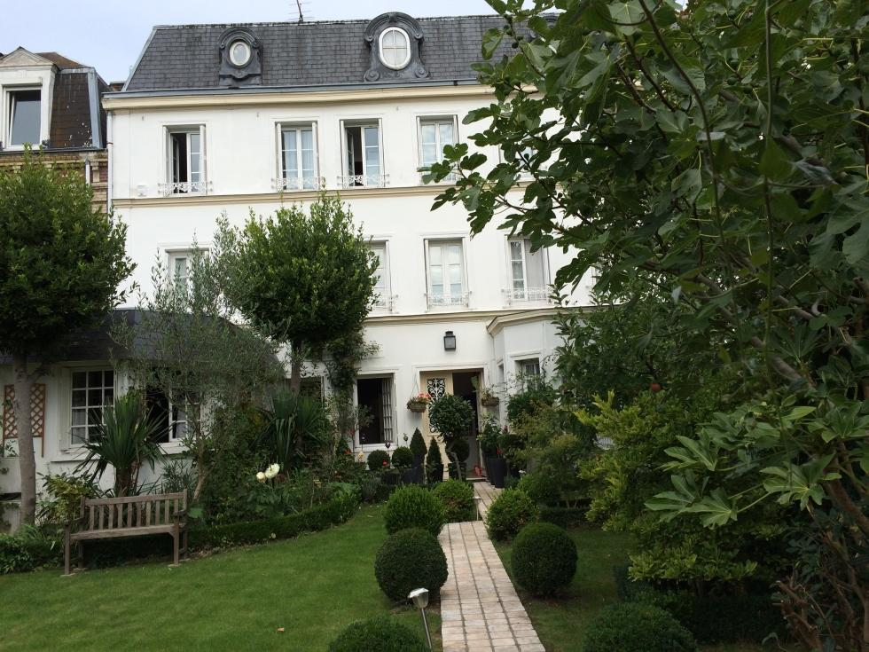 Achat vente rouen immobilier rouen gare parquet moulure cheminee maison ancienne jardin - Chambre d agriculture 76 bois guillaume ...